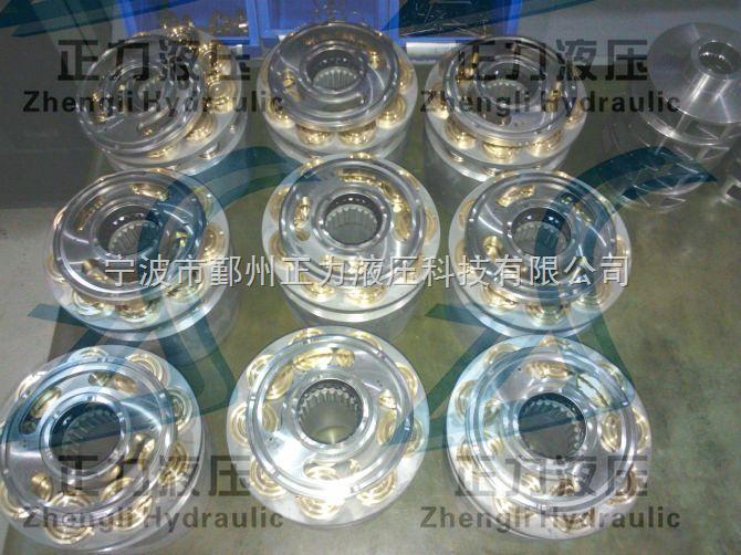 维修液压泵液压马达图片