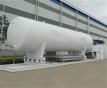 30立方0.8mpa立式液态二氧化碳储罐生产制造厂家!