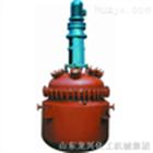 山东龙兴集团蒸汽加热搪玻璃反应釜