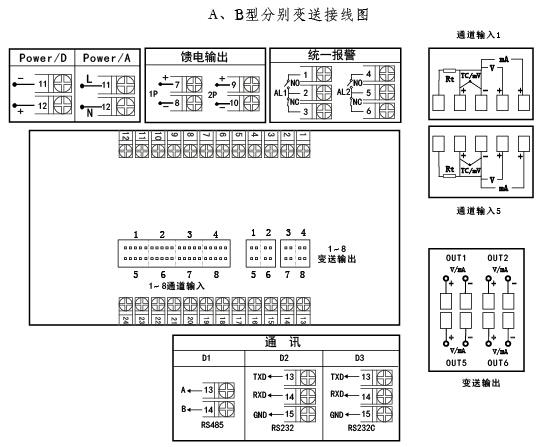 创维42e500e 电源板电路图