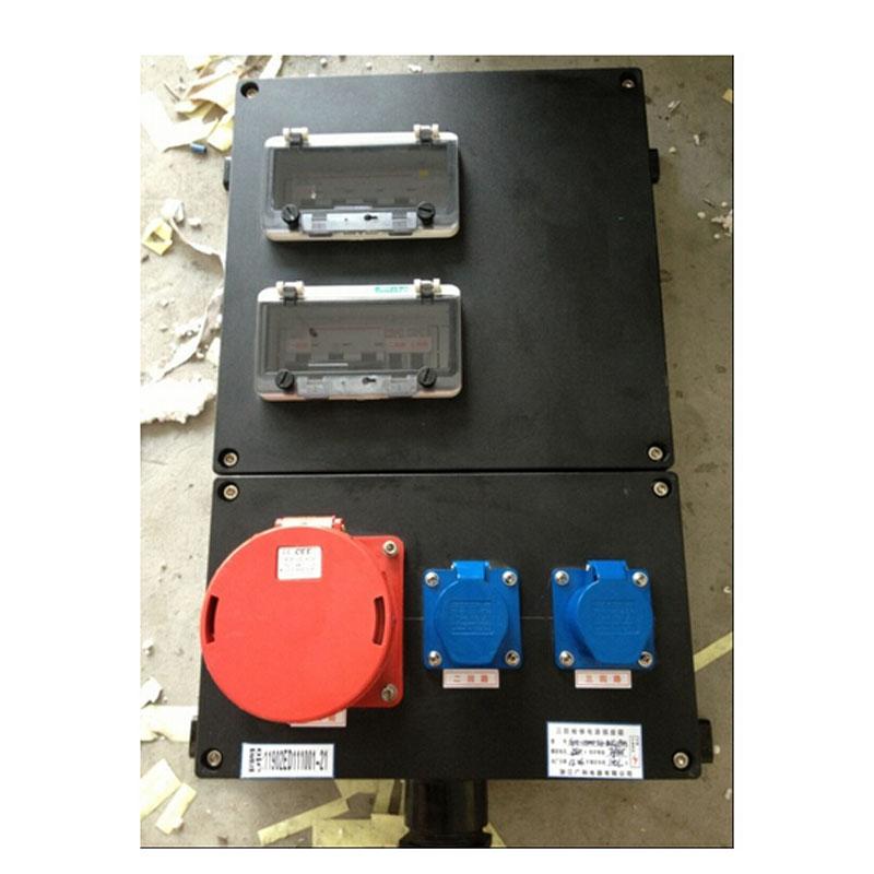 热销cbdc8060系列防爆防腐插座箱 工程塑料防爆防腐接线箱 插销箱