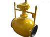 上海球阀-NWMQ361F-16C燃气放散焊接球阀