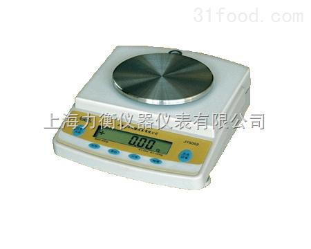 JY5002上海良平电子天平,百分之一天平